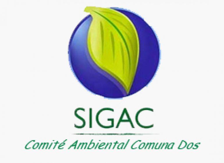Sigac comité ambiental comuna dos